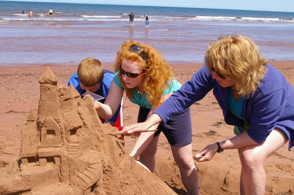 Sensational Sandcastles | Image #3/8 | Experience PEI-unique hands-on learning adventures