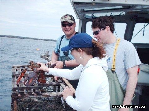 Lobster Lover (#4 of 18) - Experience PEI-unique hands-on learning adventures