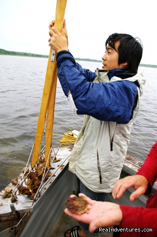 Tong & Shuck - Experience PEI-unique hands-on learning adventures