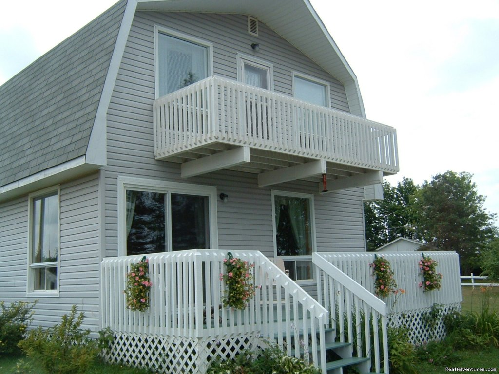 Riverbank Cottage at Tyne Valley Summerside, Prince Edward Island  Vacation Rentals