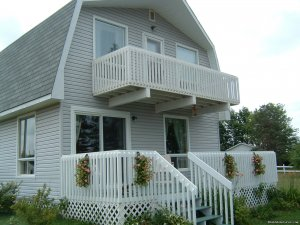 Riverbank Cottage at Tyne Valley Vacation Rentals Summerside, Prince Edward Island