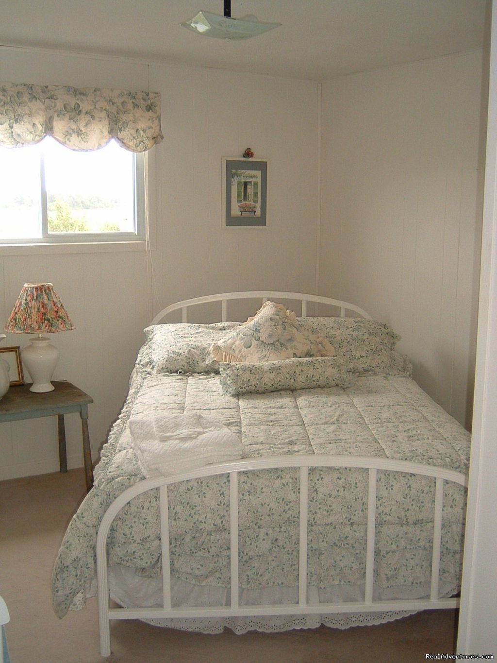 Double bedroom | Image #6/6 | Riverbank Cottage at Tyne Valley