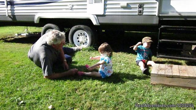 Cymbria Campground - Cymbria Tent & RV Campground