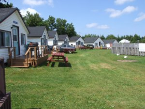White Sands Cottages and Campground Resort Vacation Rentals Rustico, Prince Edward Island