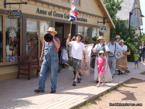 Avonlea Village Cavendish - White Sands Cottages and Campground Resort