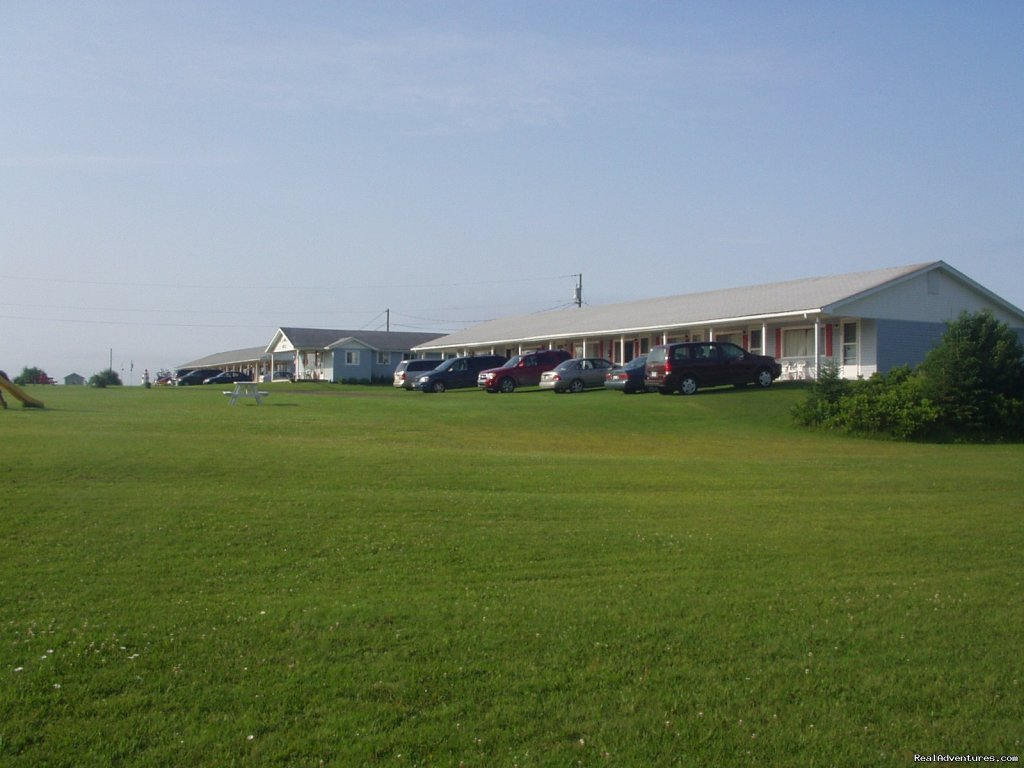 St. Lawrence Motel - HSK Suites North Rustico, Prince Edward Island  Hotels & Resorts