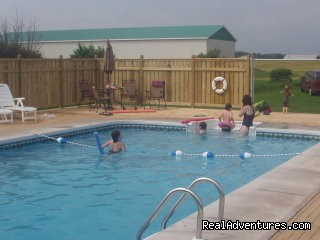 Heated Saltwater Pool (#8 of 13) - St. Lawrence Motel - HSK Suites