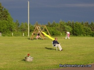 Outdoor Play equipment (#10 of 13) - St. Lawrence Motel - HSK Suites