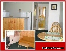 One-bedroom hsk. suite - St. Lawrence Motel - HSK Suites