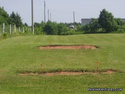 Horseshoe Pits - St. Lawrence Motel - HSK Suites