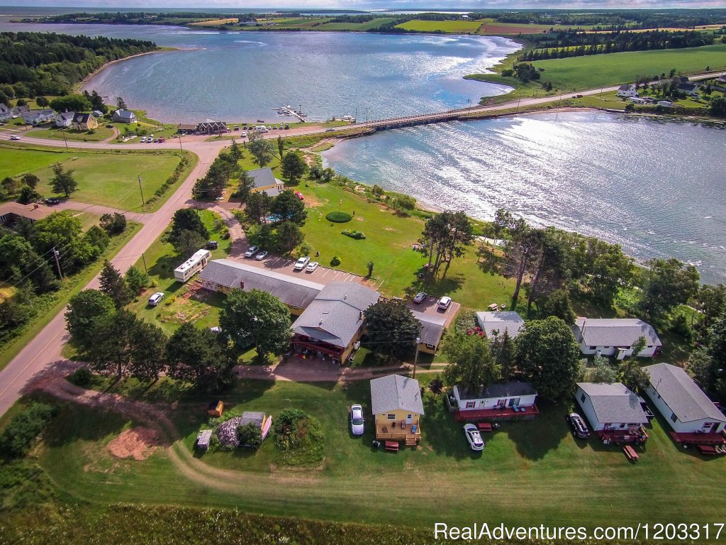 The Pines Motel & Cottages Rustico, Prince Edward Island  Vacation Rentals