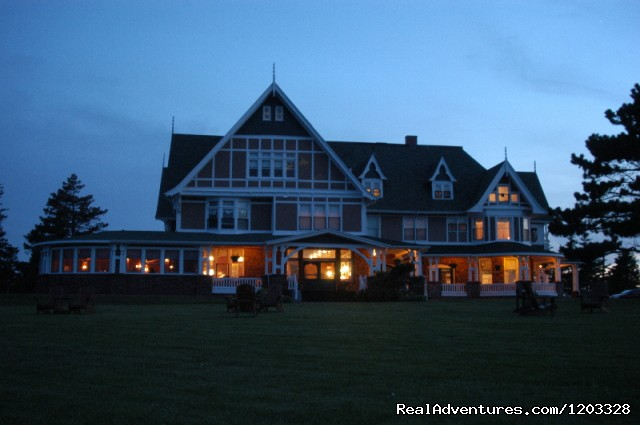 Dalvay at Night (#6 of 8) - Dalvay by the Sea Inn & Dining Room
