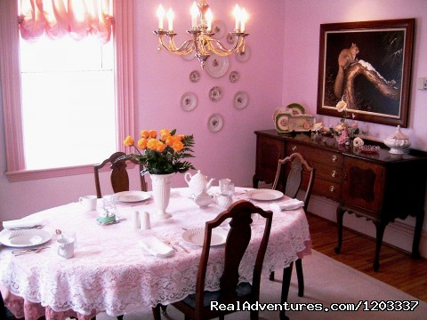 The dinning room - Noble House