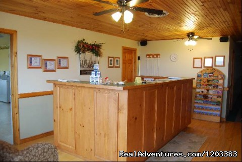 Front Desk, Registration - Cavendish Country Inn & Cottages