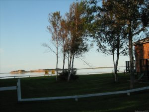 John B's Oceanfront Cottages Vacation Rentals Grand Tracadie, Prince Edward Island