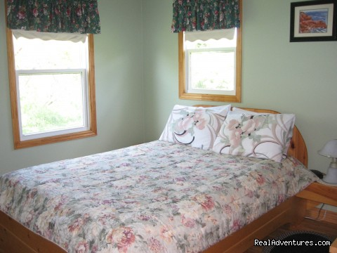 5 Master Bedroom (#2 of 7) - The Coastline Cottages
