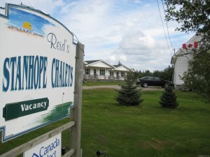 Reid's Stanhope Chalets Vacation Rentals Charlottetown, Prince Edward Island
