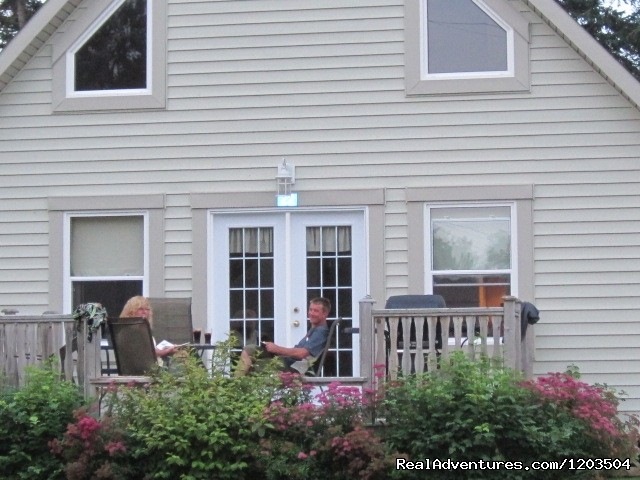 - Stanhope Cottages Luxury Cottages PEI
