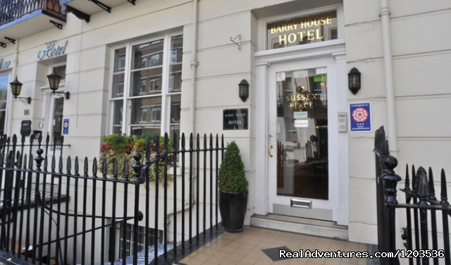 Barry House B&B London - Family Friendly B&B in central London