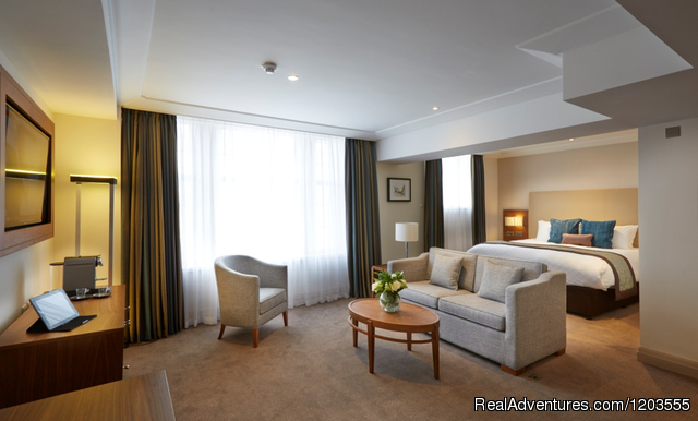 Studio Suite - Amba Hotel Charing Cross