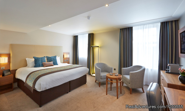 Executive Double - Amba Hotel Charing Cross