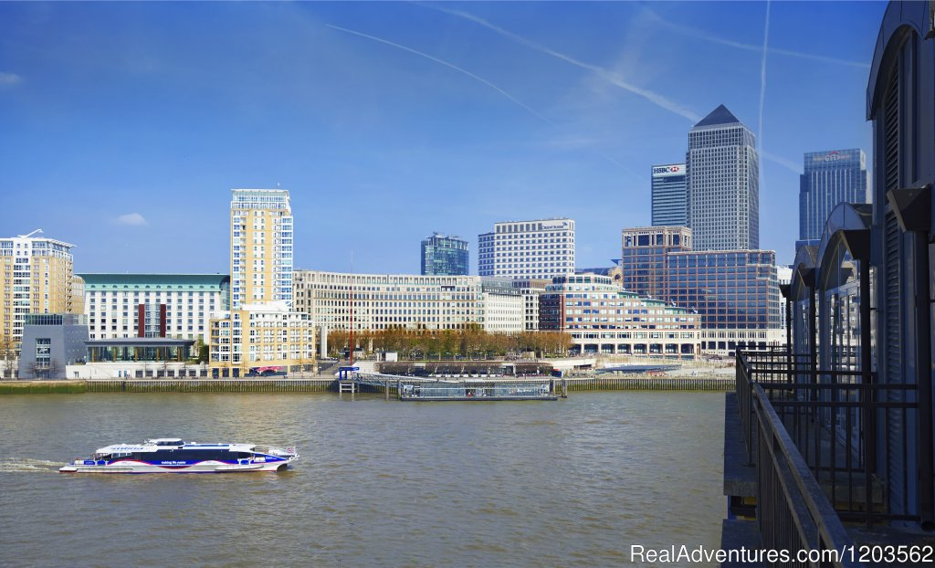 Image #22/25 | DoubleTree by Hilton London - Docklands Riverside