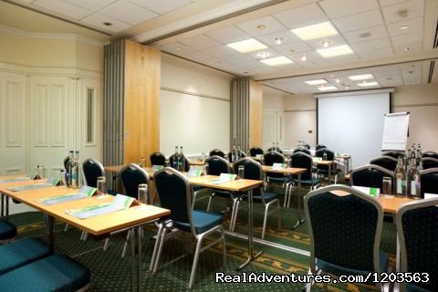 Stephenson Suite - Classroom - Hilton London Euston