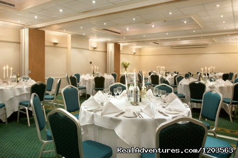 Stephenson Suite - Banquet (#3 of 15) - Hilton London Euston