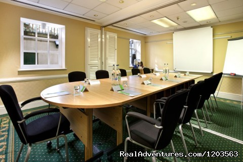 Cubitt Suite - Hilton London Euston