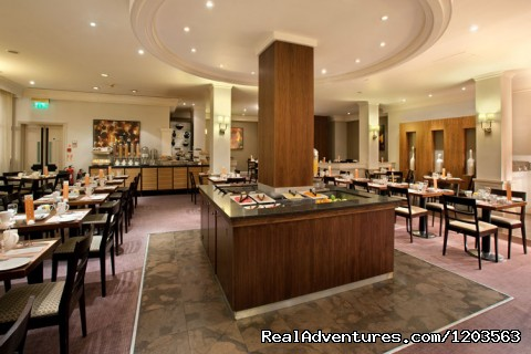 Mulberry's Restaurant - Hilton London Euston