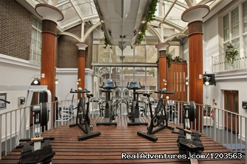 Fitness Centre (#14 of 15) - Hilton London Euston