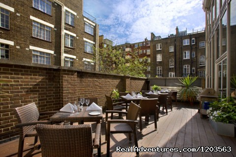 Woburn Place Terrace (#15 of 15) - Hilton London Euston