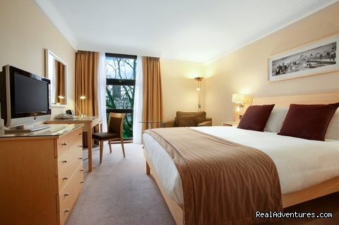 Double Hilton Guestroom (#2 of 7) - Hilton London Kensington