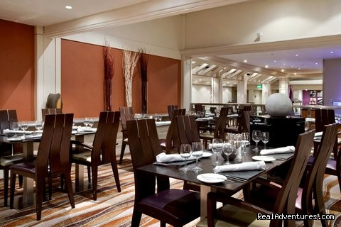 WestEleven Restaurant  - Hilton London Kensington