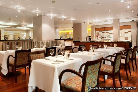The Brasserie: | Image #19/19 | Hilton London Paddington
