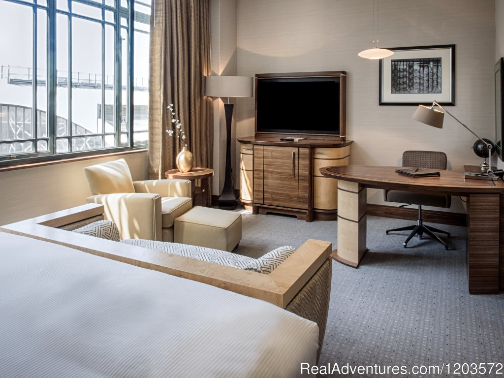 GWR Tower Room | Image #5/19 | Hilton London Paddington