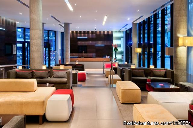 Lobby (#5 of 7) - Hilton London Tower Bridge