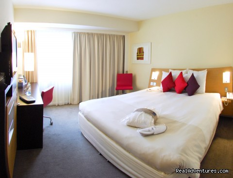 Executive Bedroom - Novotel London Tower Bridge