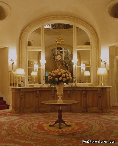 Hotel Lobby - The Ritz London
