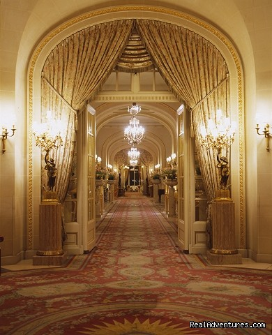 The Long Gallery - The Ritz London