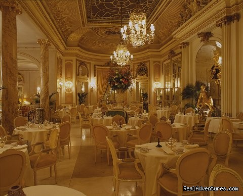The Palm Court  - The Ritz London