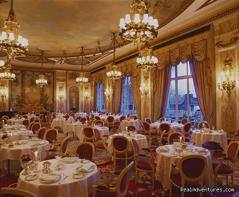 The Ritz Restaurant - The Ritz London
