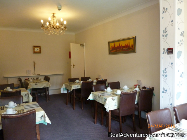 Breakfast room - Grange Lodge Hotel - B&B