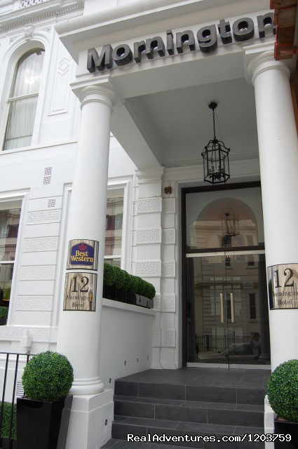 Best Western Mornington London, United Kingdom Bed & Breakfasts
