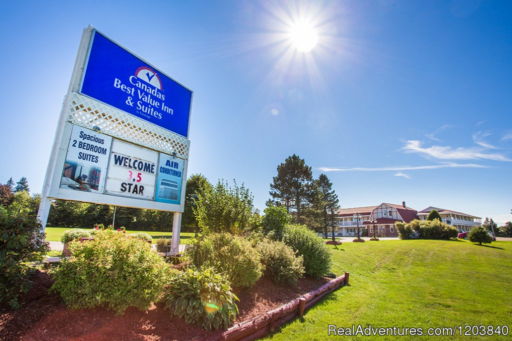 Canada's Best Value Inn & Suites Summerside, Prince Edward Island  Hotels & Resorts