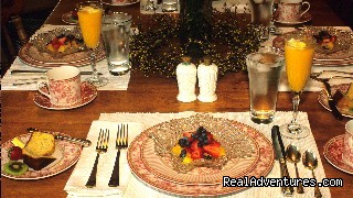A Hearty Briarcliffe Inn Breakfast! - Briarcliffe Inn Bed & Breakfast