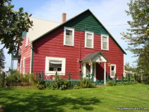 Ozendyke B&B . . . the place to be Bed & Breakfasts Desable, Prince Edward Island