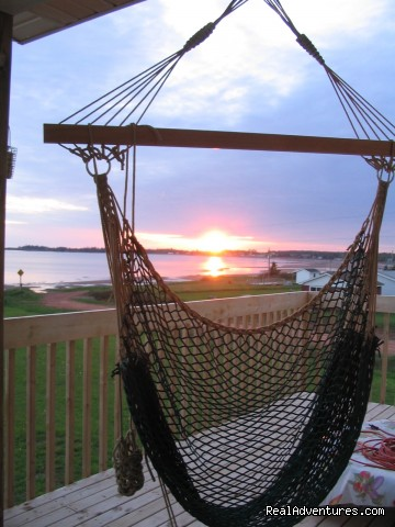Sunsets and Sea Lights Beach Rentals PEI: