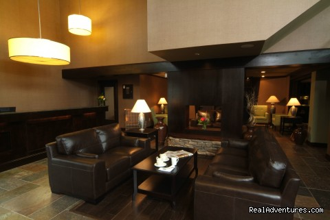 Hotel Lobby (#3 of 4) - The Hotel On Pownal