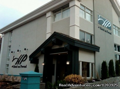 - The Hotel On Pownal
